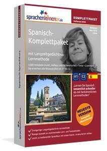 Spanisch Komplettkurs